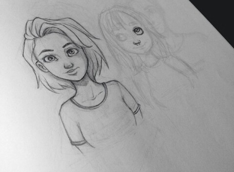 Itslopez On Insta We Heart It Draw Drawing And Sketch