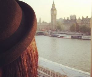 london big ben girl