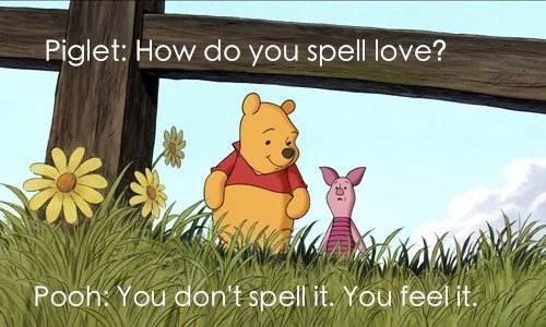 Friends Love Piglet Pooh Winnie The Poog Inspiring Picture