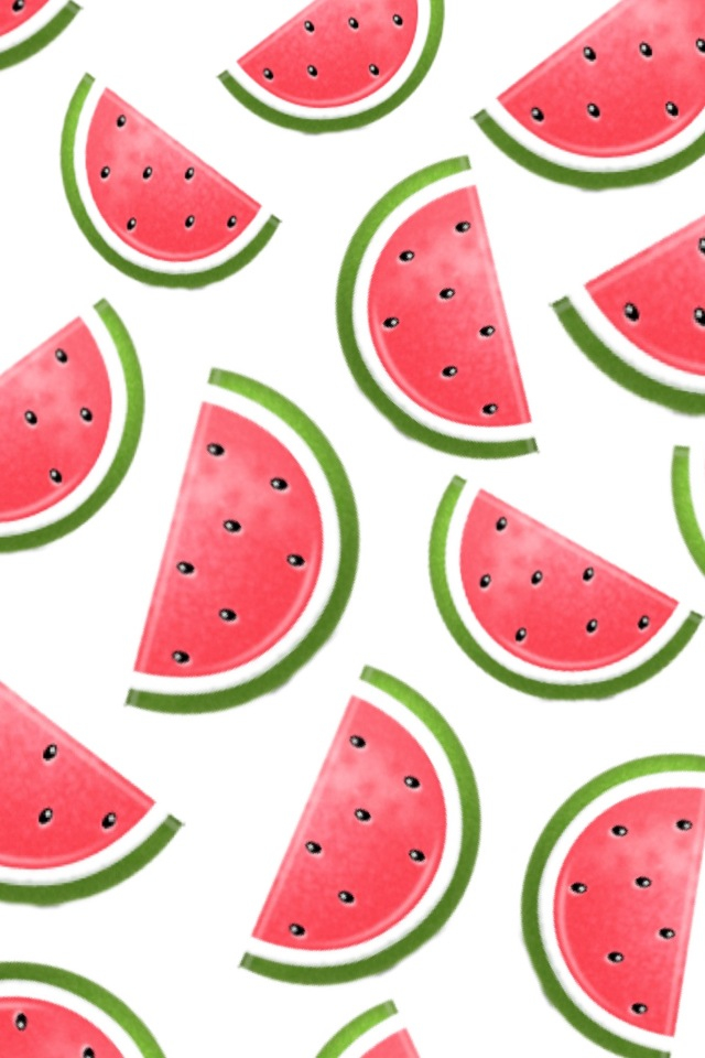 Watermelon background by N a t h a l i e | WHI