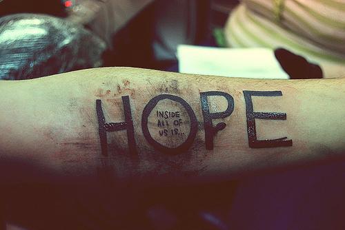 inspiring quote tattoos