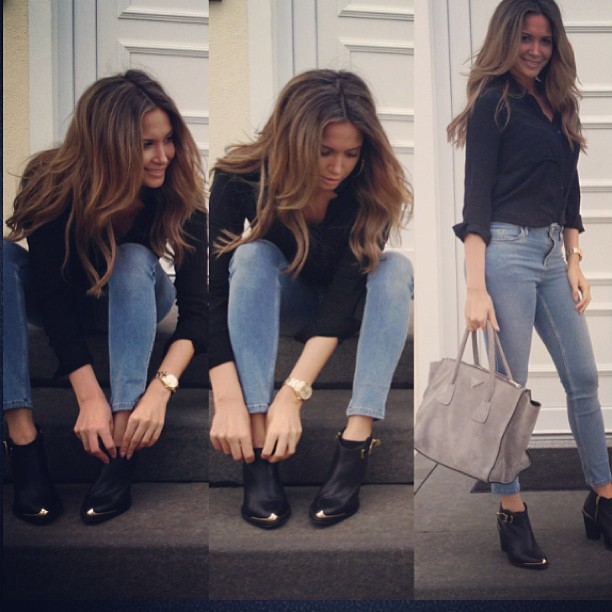 mandy capristo style we heart it mandy capristo fashion and wag. Black Bedroom Furniture Sets. Home Design Ideas