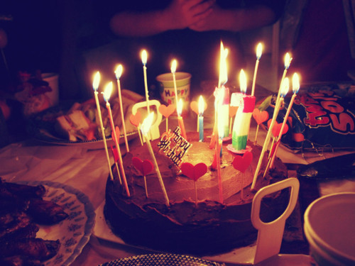 Cake Tumblr Google 검색 On We Heart It - Tumblr birthday cake
