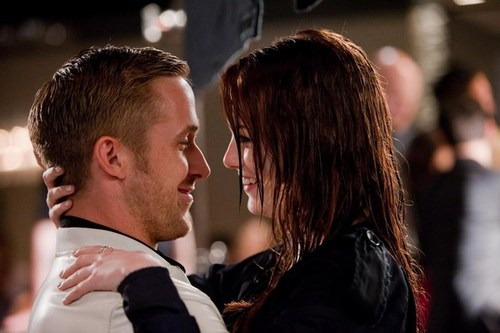 Still of Ryan Gosling and Emma Stone in Crazy Stupid Love large