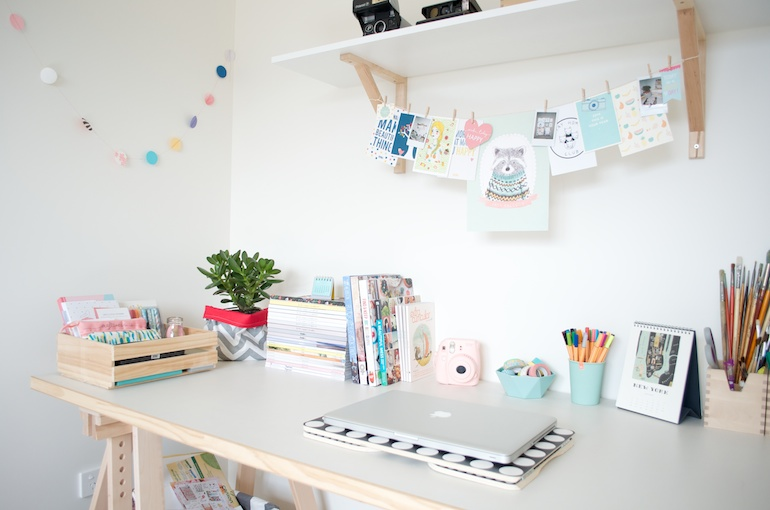 Every girls dream we heart it room desk and bedroom for Chambre we heart it
