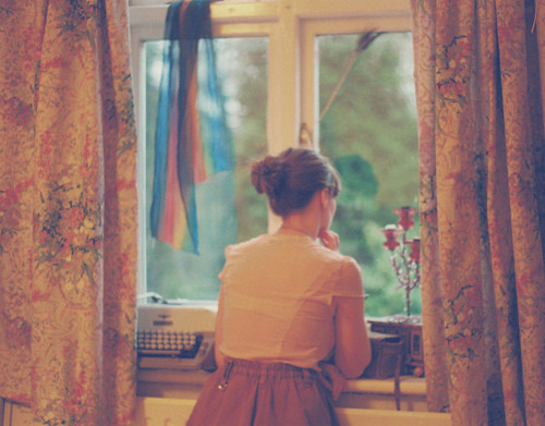 Girl,curtains,interiors,katie,oak,lionheart,photography,typewriter-f4ffe737cc320c2cbad4d0770c014c27_h_large