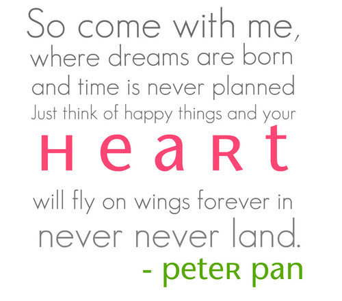 peter pan quotes - Google Изображения