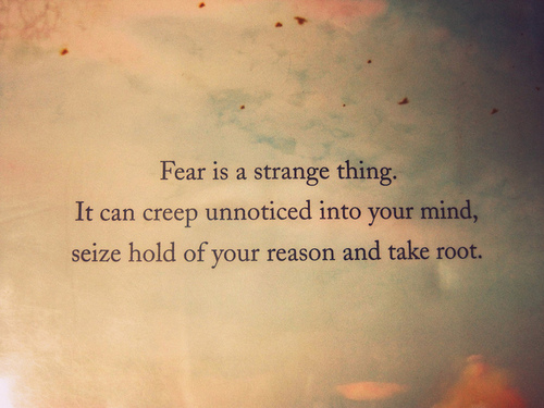 Fear | Flickr - Photo Sharing!