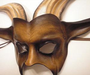 baphomet mask