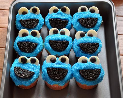 El monstruo de las galletas =)