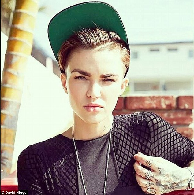 Woman Crush Wednesday Ruby Rose Edition Collegetimes Com