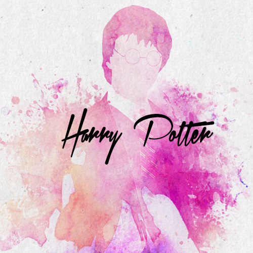 Harry Potter Wallpaper We Heart It: Harry Potter In Watercolor By Deanswinchester By Vina The