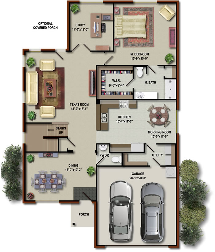 Beautiful Designs House Floor Plans