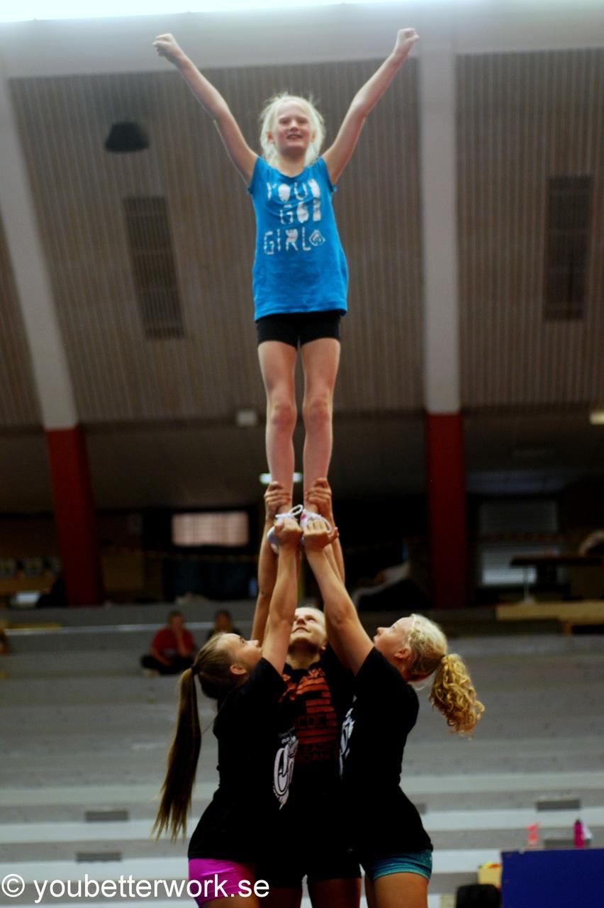 Cheerleading we heart it