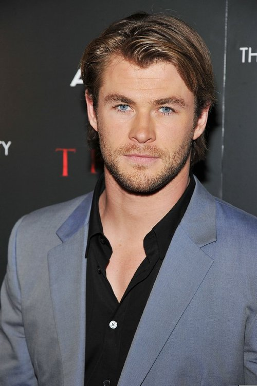 Chris hemsworth, gato, hot, avengers, vingadores, herois, thor, actor