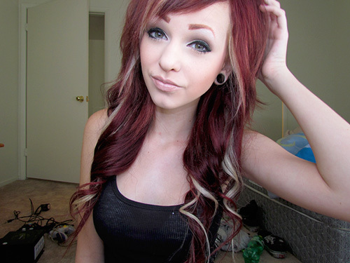 What I'm asking for is honest advice, what hair color would look good ...