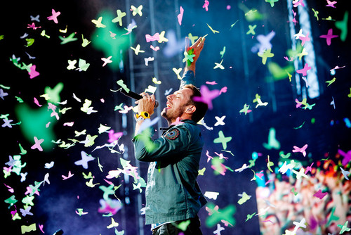 Coldplay, The Mirror Stage / Where The Action Is (Göteborg) - ROCKFOTO.NU