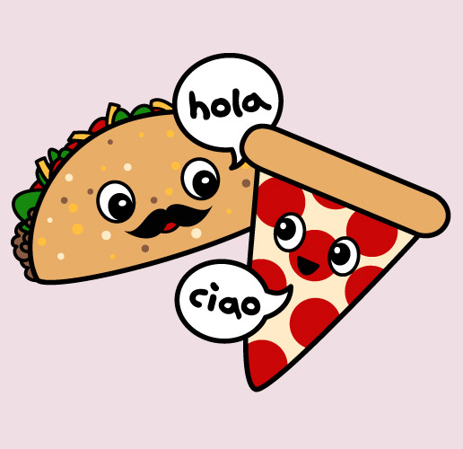 Cartoon Pizza Slice Tumblr Www Pixshark Com Images