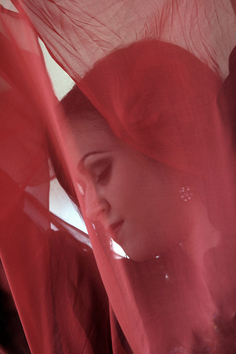 All sizes | Red veil | Flickr - Photo Sharing!