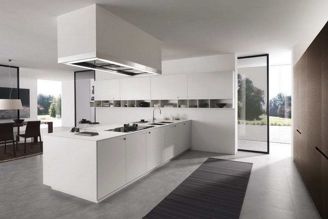 Luxury Modern Kitchen Designs luxury modern kitchen design design - interiorima