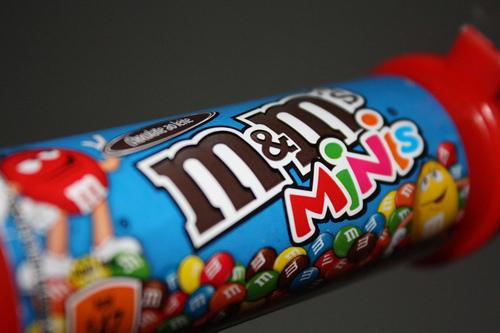 ❤  m&m's