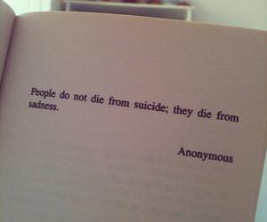 suicide sadness death