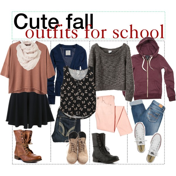Cute fall outfits for school