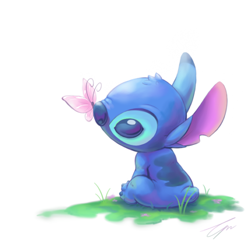 cute stitch tumblr stitch hearts - photo #8