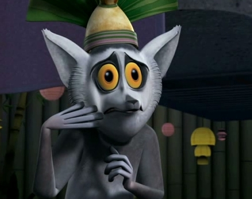 lovely :P - King Julien Photo (15065143) - Fanpop