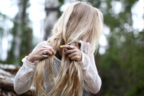 hippie hair, bohemian bombshell, boho chic