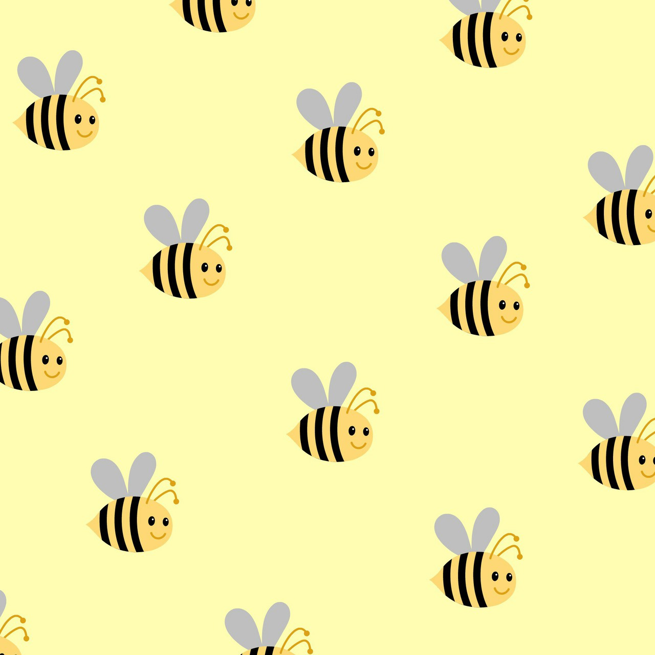 Bees background by sheeta ♥   We Heart It