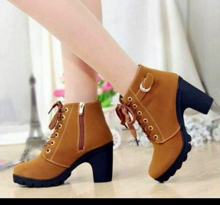 Latest Designs Of Winter Shoes For Western Girls 2015 - Boots For ...