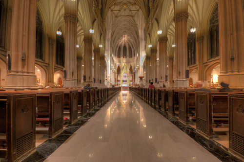 St. Patrick's Cathedral 6055518642_500b10cc9e_z_large