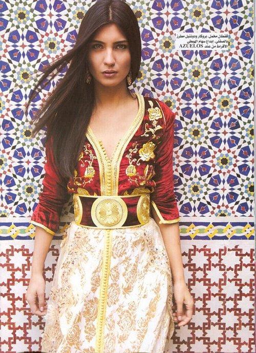 caftan marocain 2012 photos