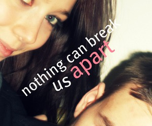 love cute photo with text