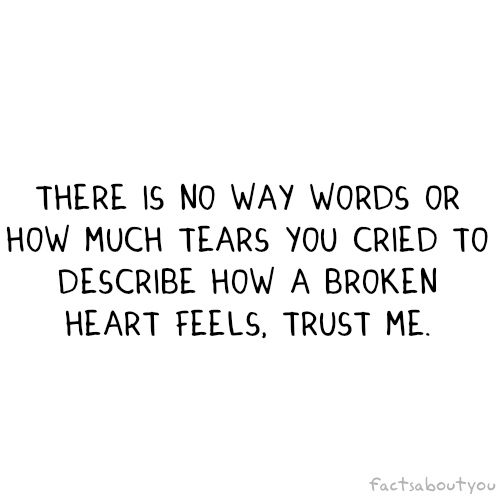 Relationship Quotes Broken Heart: Deep Broken Heart Quotes. QuotesGram