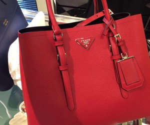 prada bag designs - prada red bag