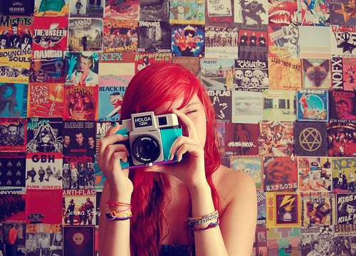 Taken And My Photography Vintage Colorful