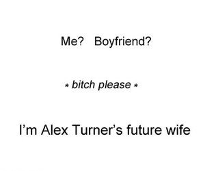 alex turner my husband