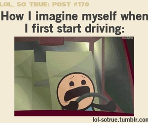 driving