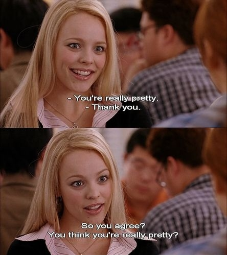 funny, mean girls, movie, quote,