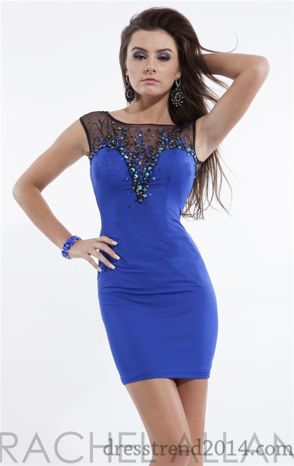 Images of Tight Blue Dresses - Reikian