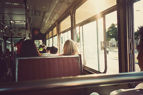 travel diary how a bus ride made me consider being a
