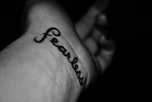 Fearless Tattoo
