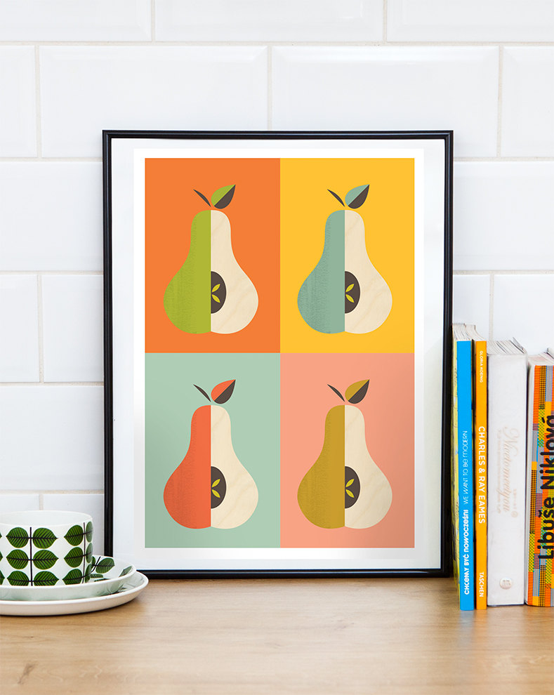 Modern Kitchen Paintings modren modern kitchen paintings sell happy fruit wall painting art