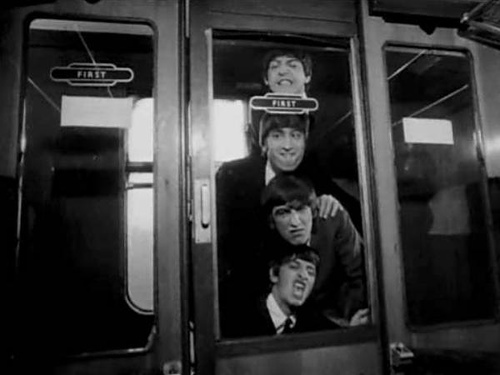the beatles funny face 