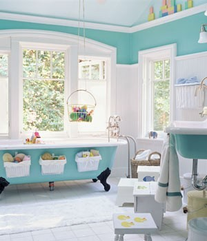 CHILDRENS BATHROOM DESIGNS - BATHROOM DESIGN