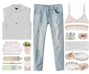polyvore fashion set