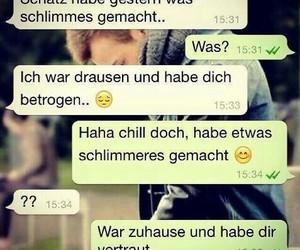 chatte deutsch