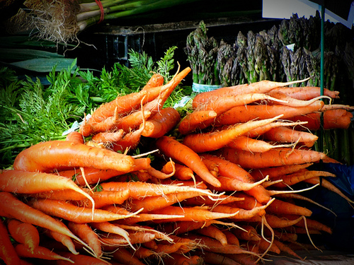 carrots | Flickr - Photo Sharing!